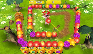 Screenshots of the Farm blast 3D for Android tablet, phone.
