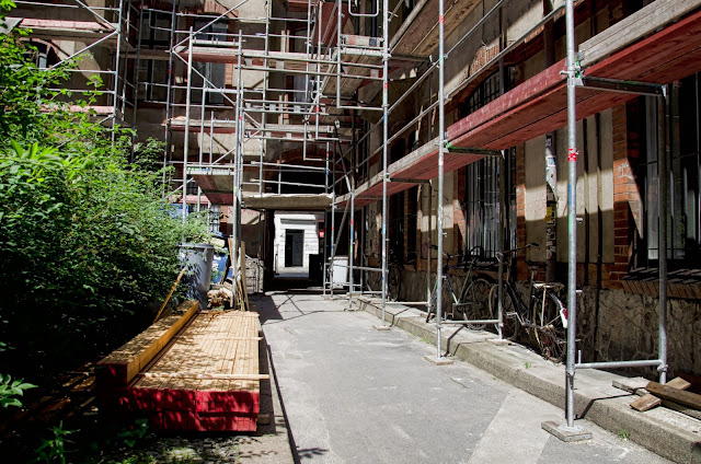 Baustelle Münzstraße 21, 10178 Berlin, 18.06.2013