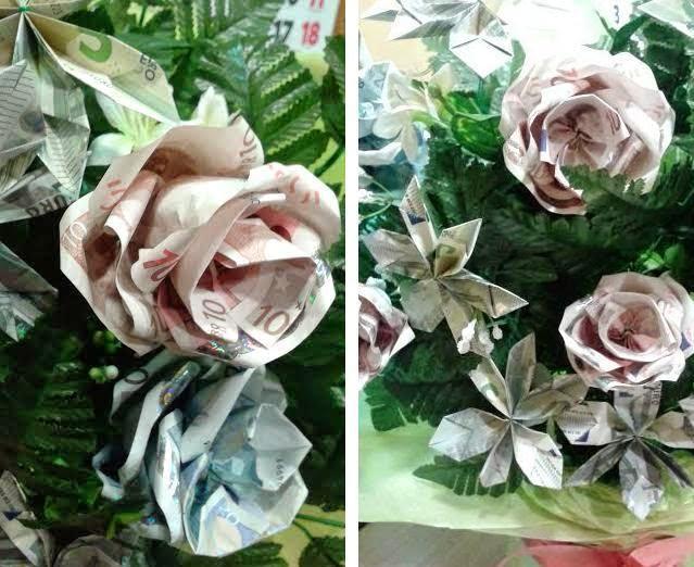 Bodas cucas ideas originales para dar el regalo a los novios - Ideas para regalar dinero en una boda ...