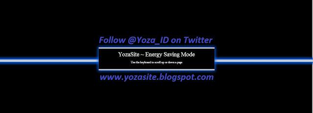 Tampilan Energy Saving Mode YozaSite.blogspot.com