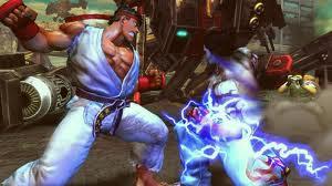 El Mejor Juego de luchas Street Fighter y Tekken