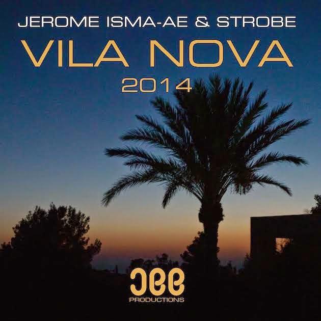 Jerome Isma-Ae, Strobe Vila Nova 2014