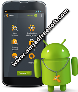 Avast Mobile Security Antivirus Premium v4.0.7 APK Free Download [New]