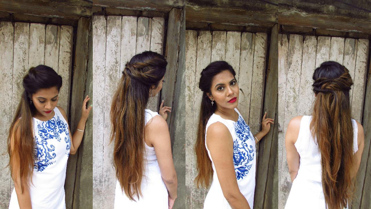 نتيجة بحث الصور عن easy hairstyles without heat