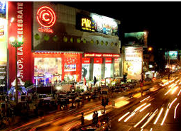Hyderabad Center Mall