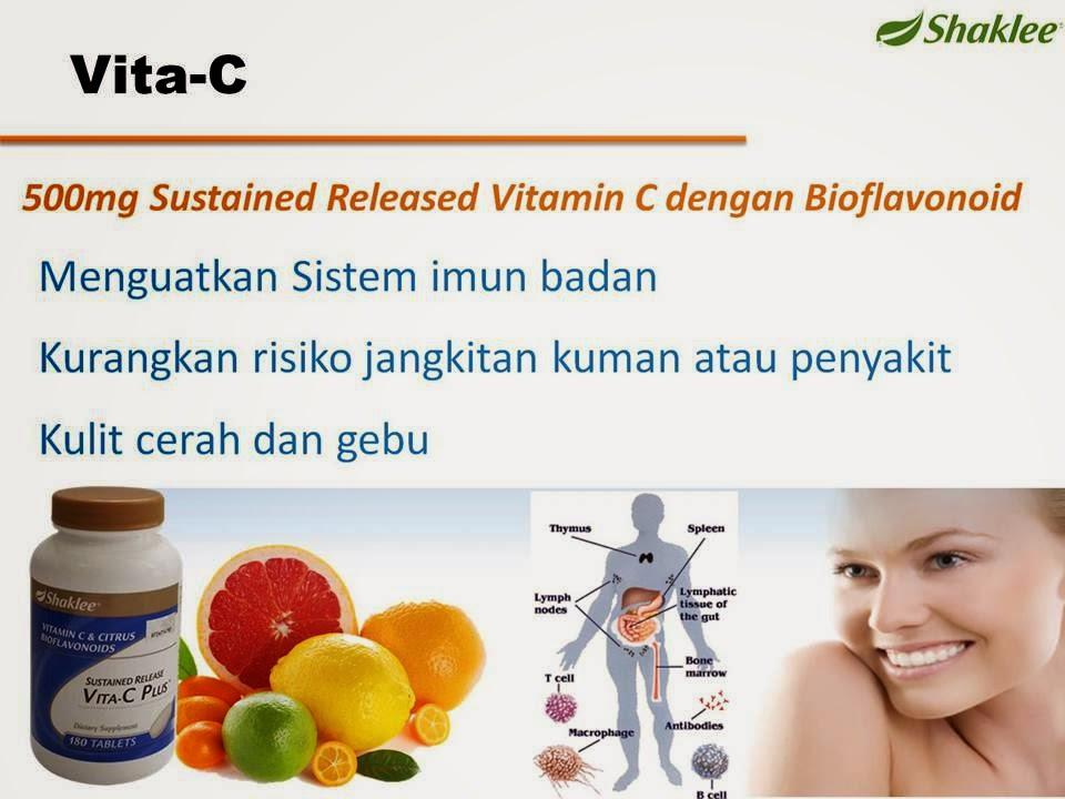 SR Vitamin C untuk Sistem Imun
