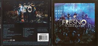 CD Fresno – 15 Anos Ao Vivo (2015)