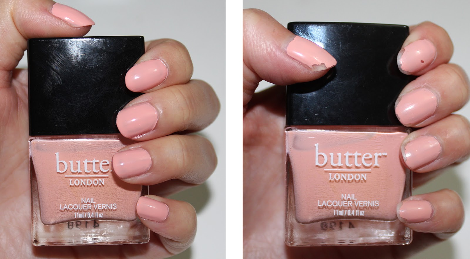 Nails: Butter London \