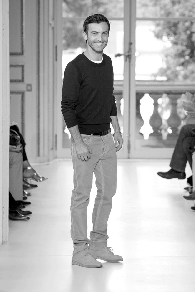 Fashion moments 2012: Nicolas Ghesquiere leaves Balenciaga