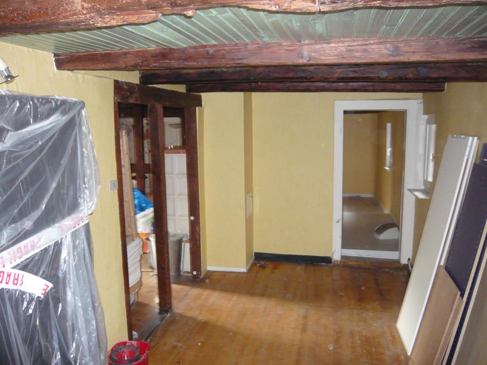 salon renovation;