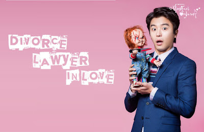 Biodata Pemain Drama Divorce Lawyer in Love