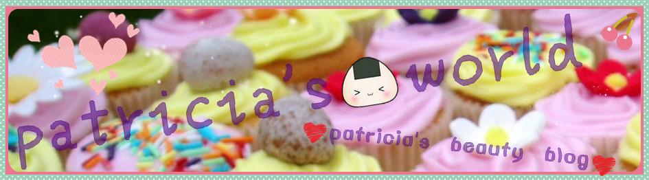 patricia's world