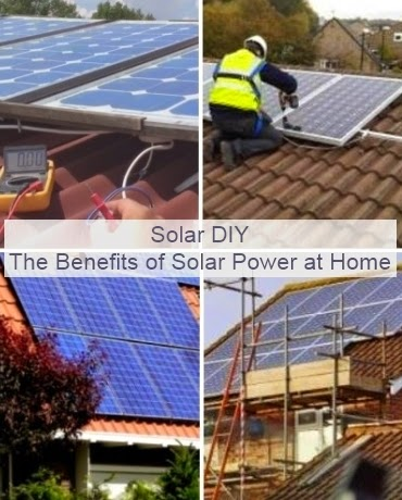 Solar Homes - The Benefits of Solar Power at Home