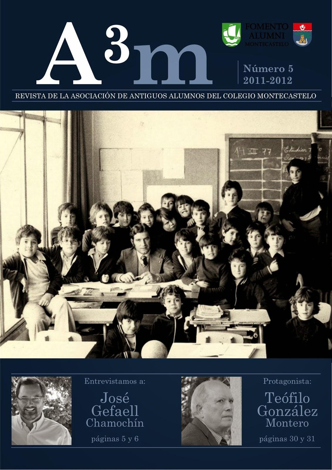 REVISTA A3M Nº5 2012