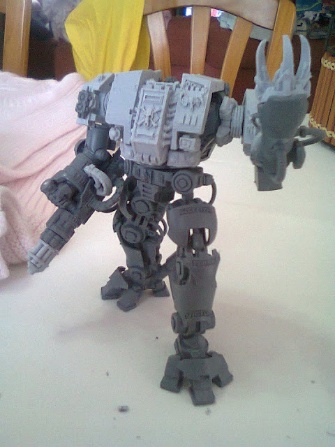 Warhammer 40000 Bjorn Garra Imparable de los Lobos Espaciales
