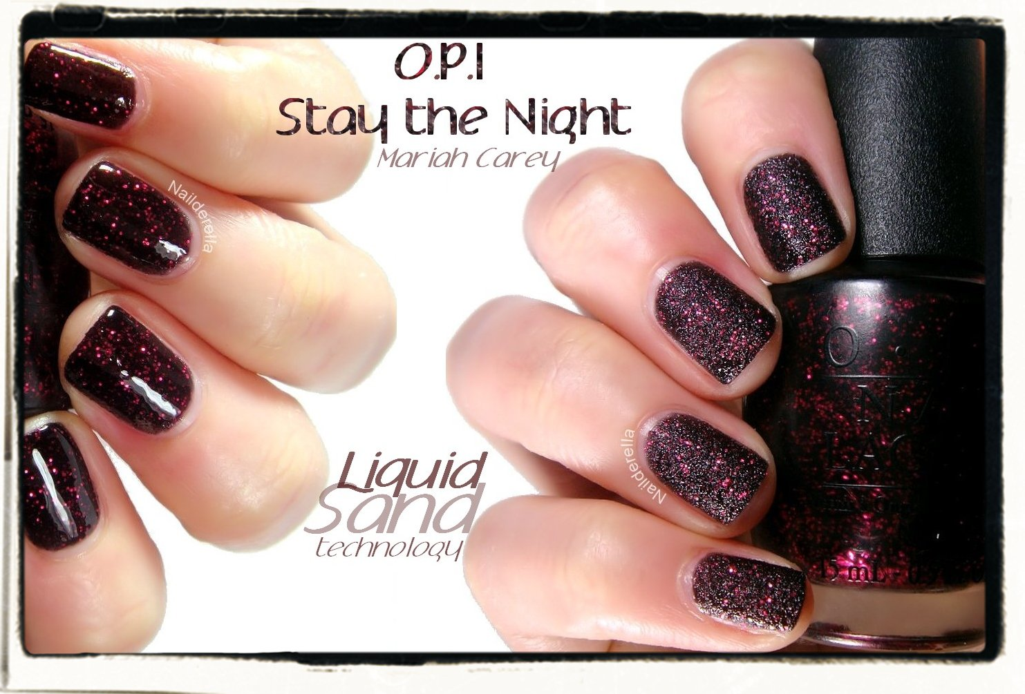 Opi Stay The Night OPI - Stay the Night (...