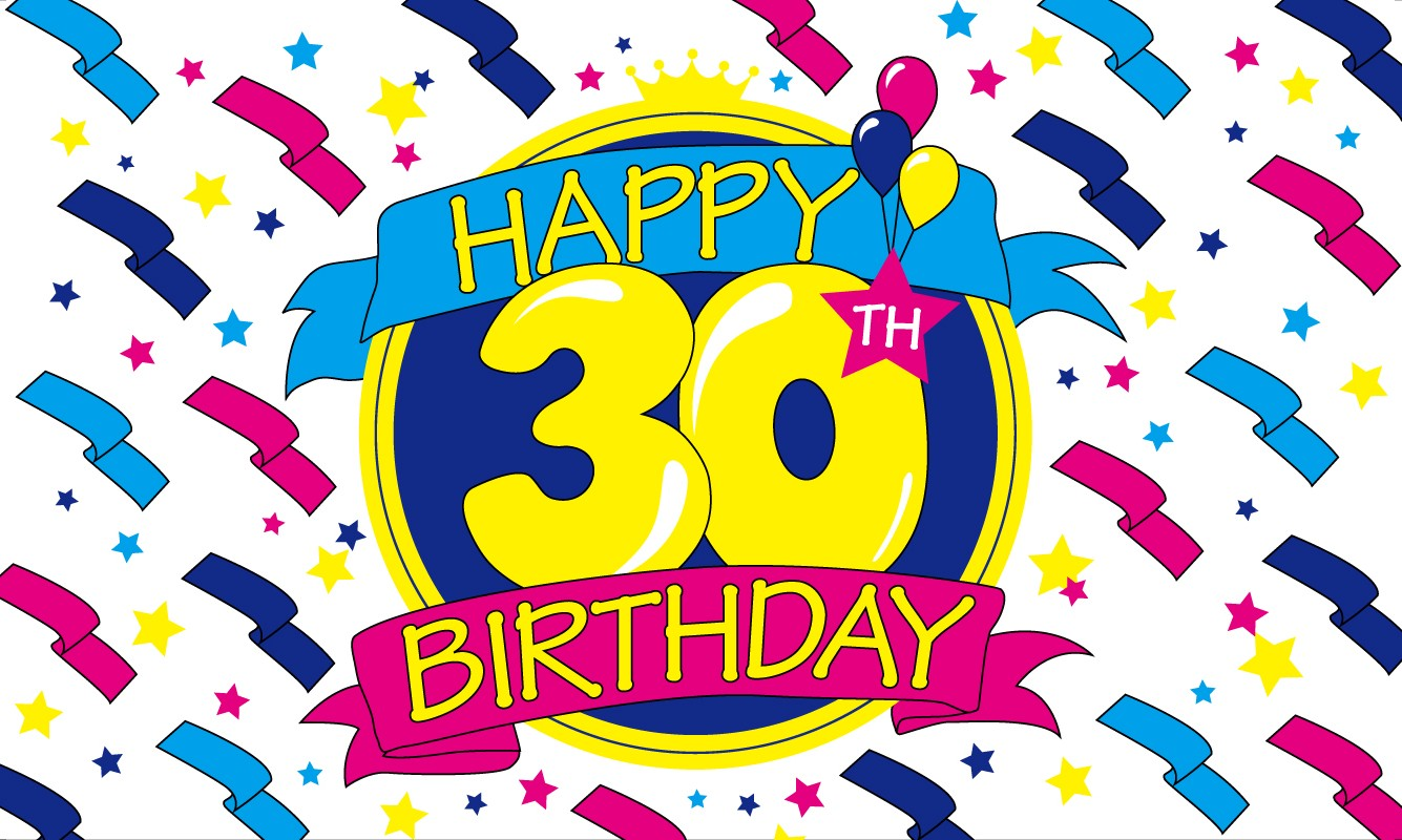 Happy 50th Birthday Clip Art