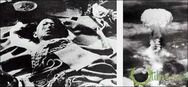 Pemboman Hiroshima dan Nagasaki
