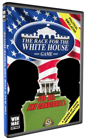 The Race for the White House PC Full