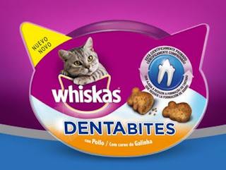 Prueba Whiskas Dentabites