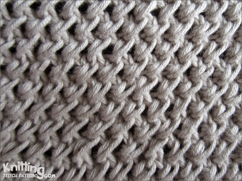 Knitting Ssk Stitch : Knitting stitch patterns