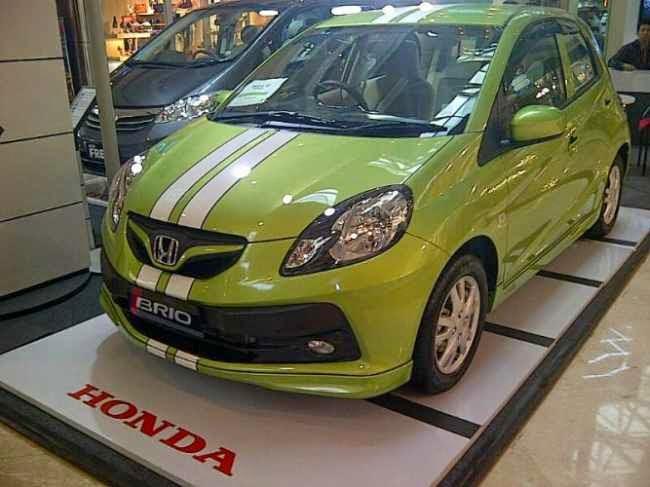 Harga Honda Brio Sports E Otomatis Agustus 2015