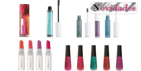 Avon traz novidades para a linha Color Trend