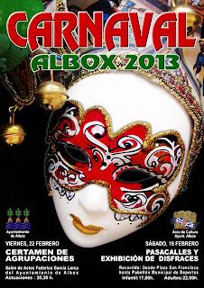 Carnaval de Albox 2013