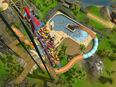 Free Download Roller Coaster Tycoon 3 Platinum PC Game Full Version