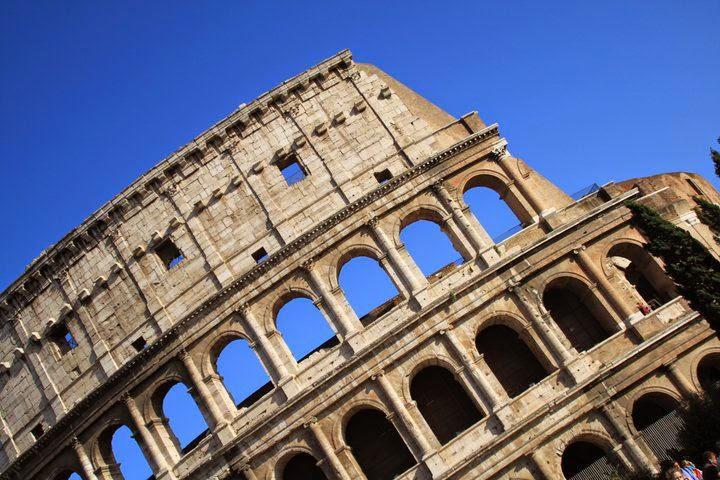 Colosseo e Foro Romano - visita guidata x bambini