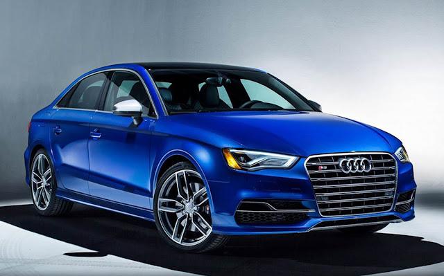 Audi S3 Azul Sepang