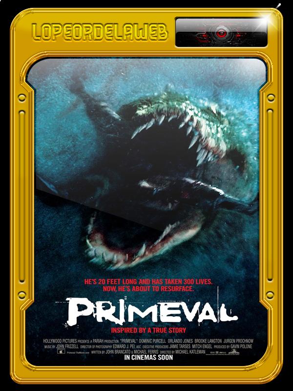 Primeval | Cocodrilo, Un Asesino En Serie (2007) 720p-Dual