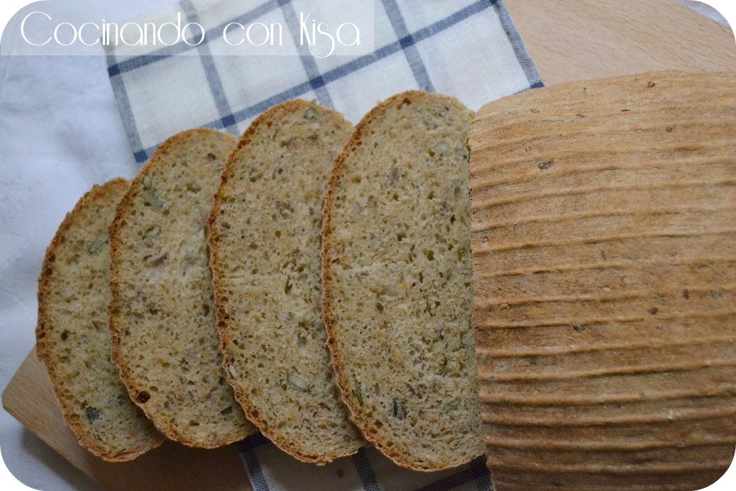 Cocinando con kisa pan de semillas kitchenaid for Pane con kitchenaid