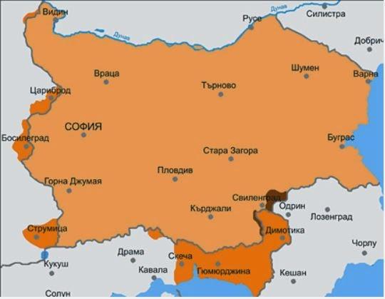 Βούλγαροι εθνικιστές: Η Βουλγαρία σε τρείς θάλασσες- ζητάμε εκδίκηση... Έκαψαν συμβολικά τη Συνθήκη της Νεϊγύ