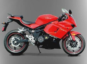 Roehr eSuperSport Specification Price