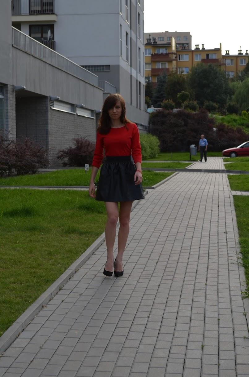 `black, red & by dziubeka