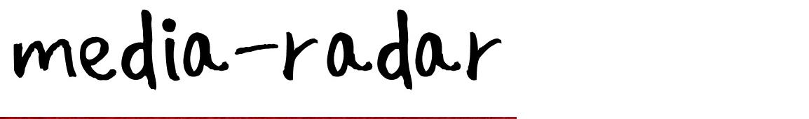 media-radar