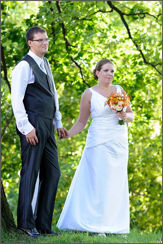 gražios naturalios vestuvinės nuotraukos