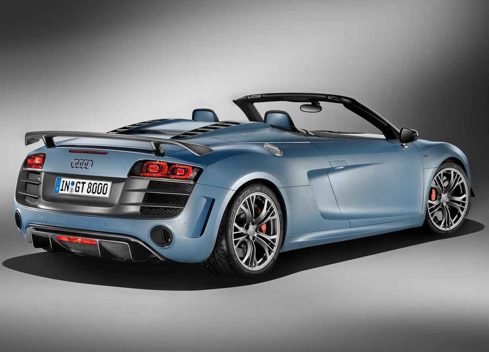 2012 audi r8 gt spyder auto cars concept. Black Bedroom Furniture Sets. Home Design Ideas