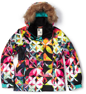 Roxy SNOW Girls 7-16 Jet Ski Jacket