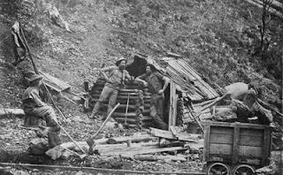 Australia during gold rush years