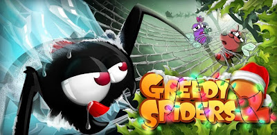 Greedy Spiders 2 v1.3.2 APK