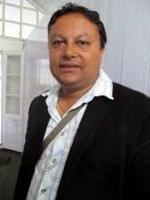 Kurseong GTA executive member Anit Thapa