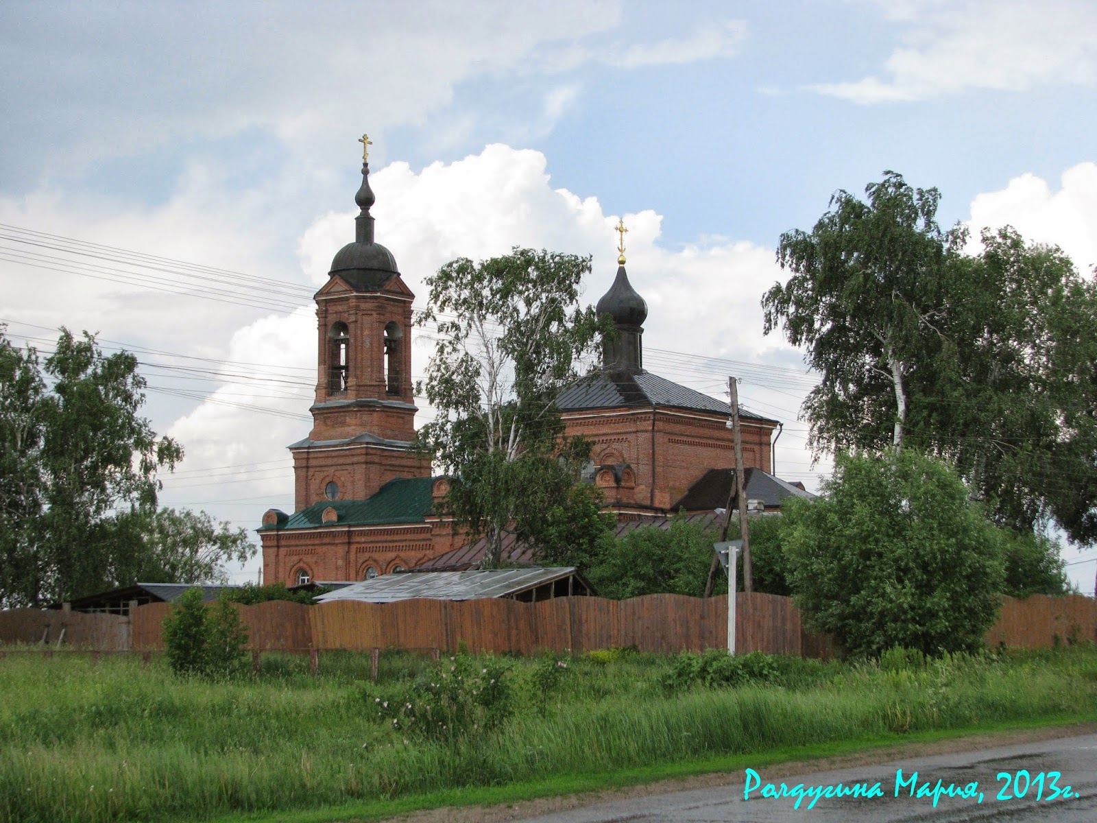 с.Михеи, Сапожковский район, Рязанская область
