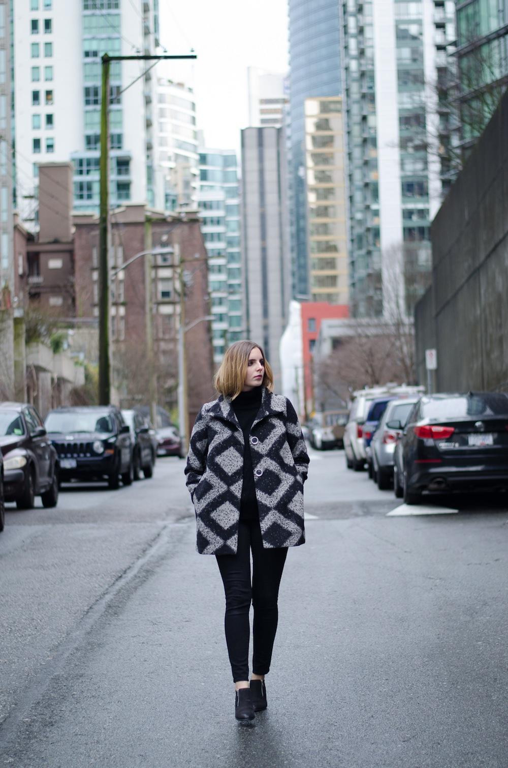 minimalist style look vancouver style blog the urban umbrella
