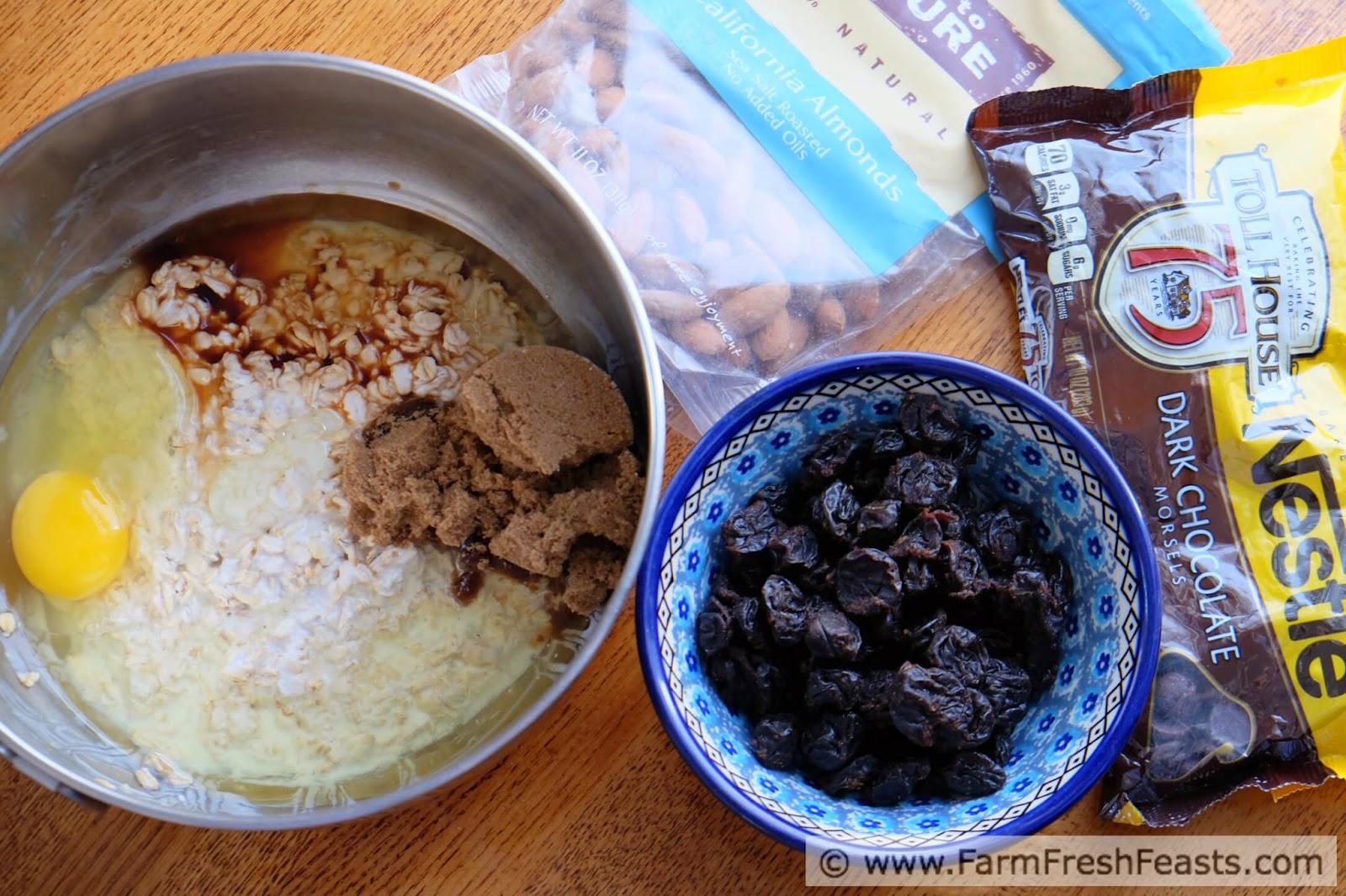 http://www.farmfreshfeasts.com/2015/04/dark-chocolate-cherry-trail-mix-muffins.html