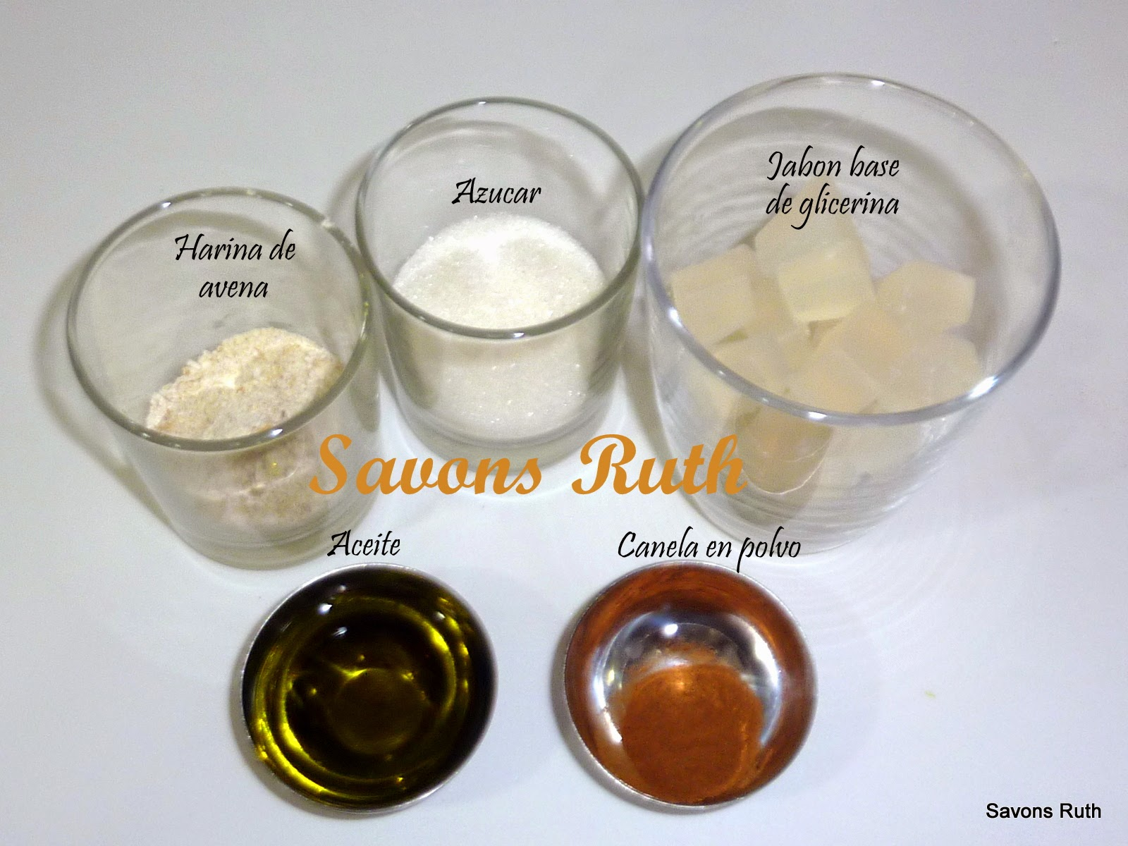 Jabones y cosm tica diy sugar scrub jab n exfoliante de - Como se hace el jabon de glicerina ...