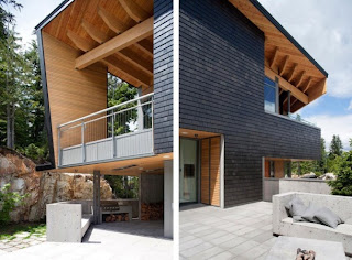 Picture 01 Home Designs That Blend With The Natural Mountain