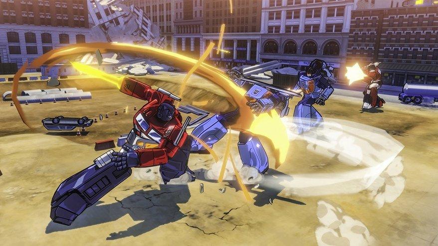 Transformers Devastation-CODEX