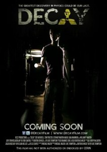 Decay (2012) HDRip 350MB MKV